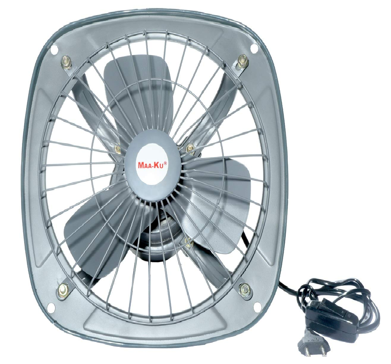 dual side air direction reversible exhaust fan